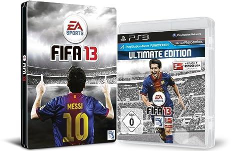 Original Game Cases & Boxes Ohne Spiel Fifa 13 Steelbook