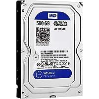 WD Blue Dahili Disk, 500GB, 7200RPM, 3.5 inç - WD5000AZLX