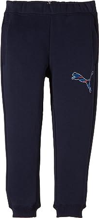 paso binario apoyo  PUMA Q5 - Pantalones de chándal para niño: Amazon.es: Ropa y accesorios