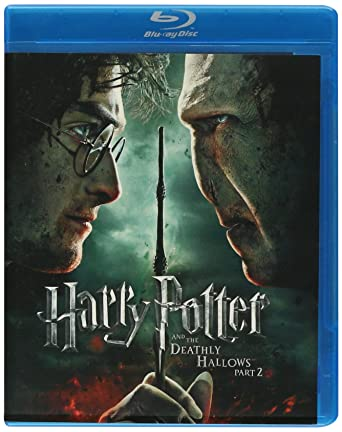 Harry Potter Y Las Reliquias De La Muerte Parte 2 Importado Estados Unidos Bluray Amazon Es Cine Y Series Tv