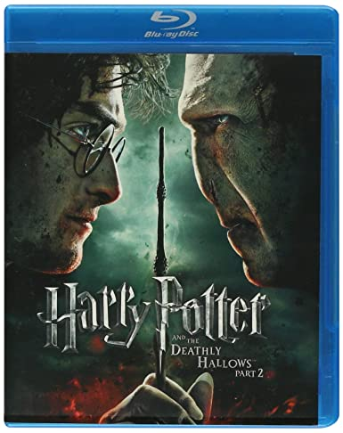 Harry Potter y las Reliquias de la muerte parte 2 importado Estados Unidos - Bluray: Amazon.es: Cine y Series TV
