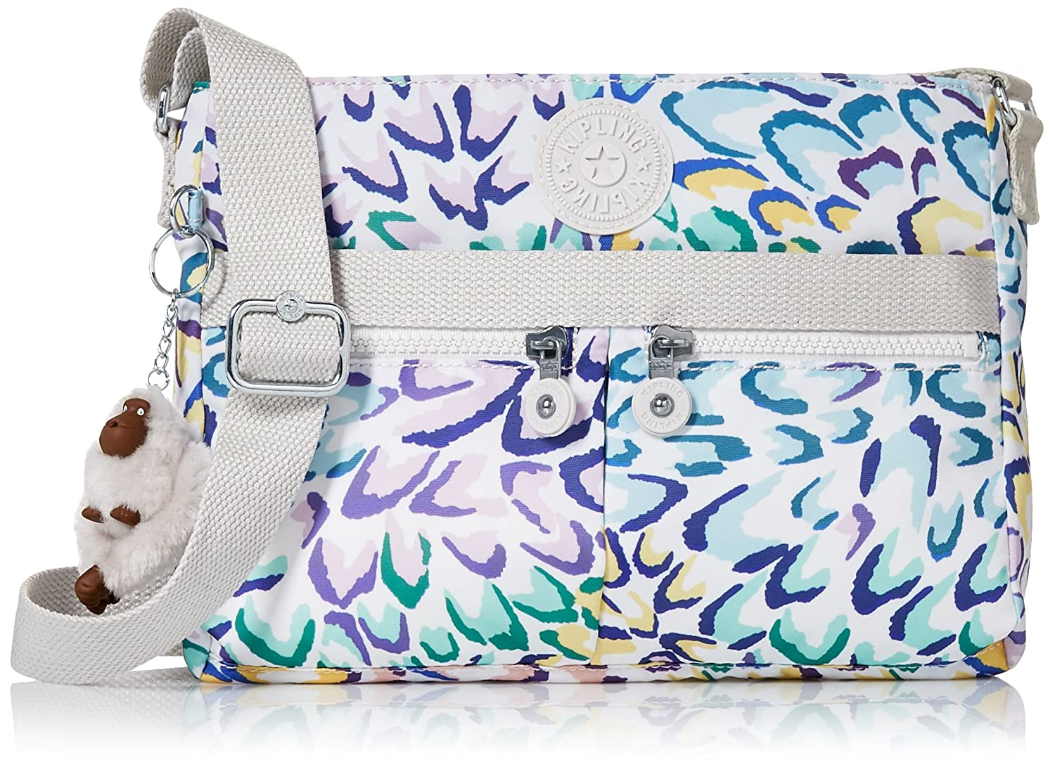 367e323884f8 Kipling Women s Angie Solid Convertible Crossbody Bag