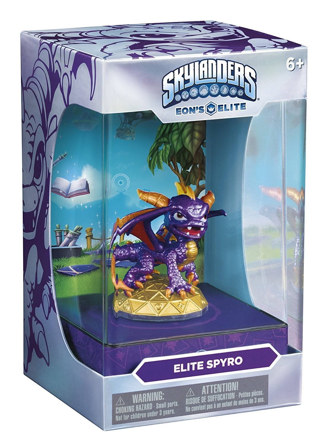Skylanders Trap Team Eon's Elite Elite Spyro Figure Pack
