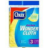 Chux Kitchen Wonder Cloth, 3 count
