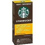 Starbucks by Nespresso Blonde Espresso Roast Nespresso Coffee Capsules, Original Line Compatible, 5 X 10 Nespresso Coffee Pod