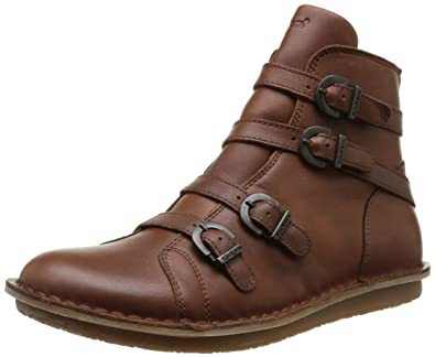 Kickers WAXING Camel - Chaussures Boot Femme