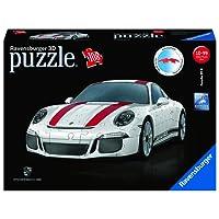 Ravensburger - 12528 - Puzzle - 3D - 108 Pièces - Porsche