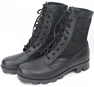Amazon.com  Tactical Jungle Boots with Panama Sole 8 in b95cef44965