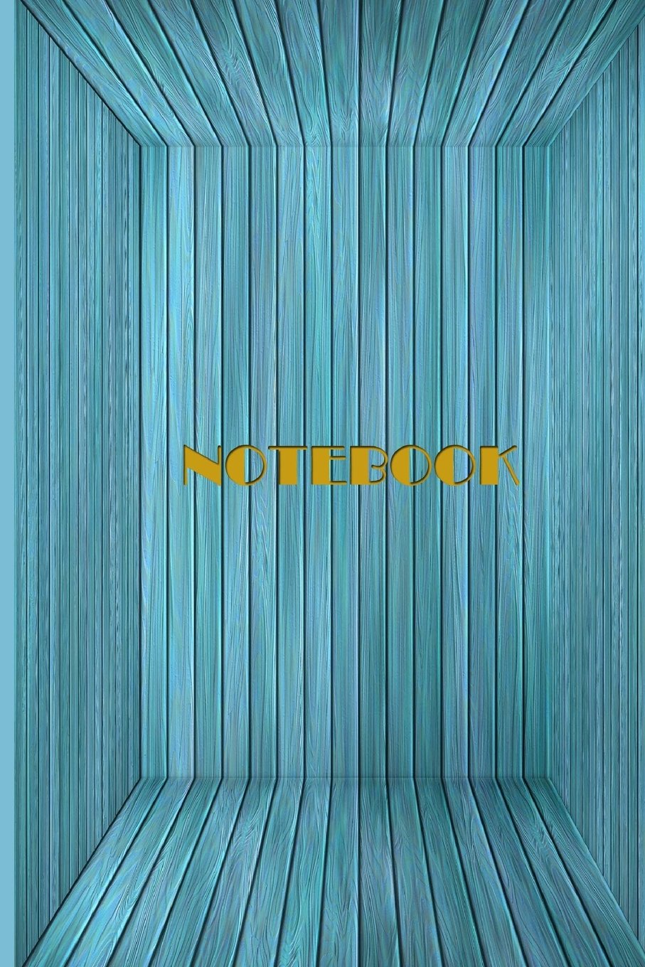 Download Notebook: Box Notebook - Lined Journal Notebook, 100 pages, Cream paper, 6 x 9 inches pdf
