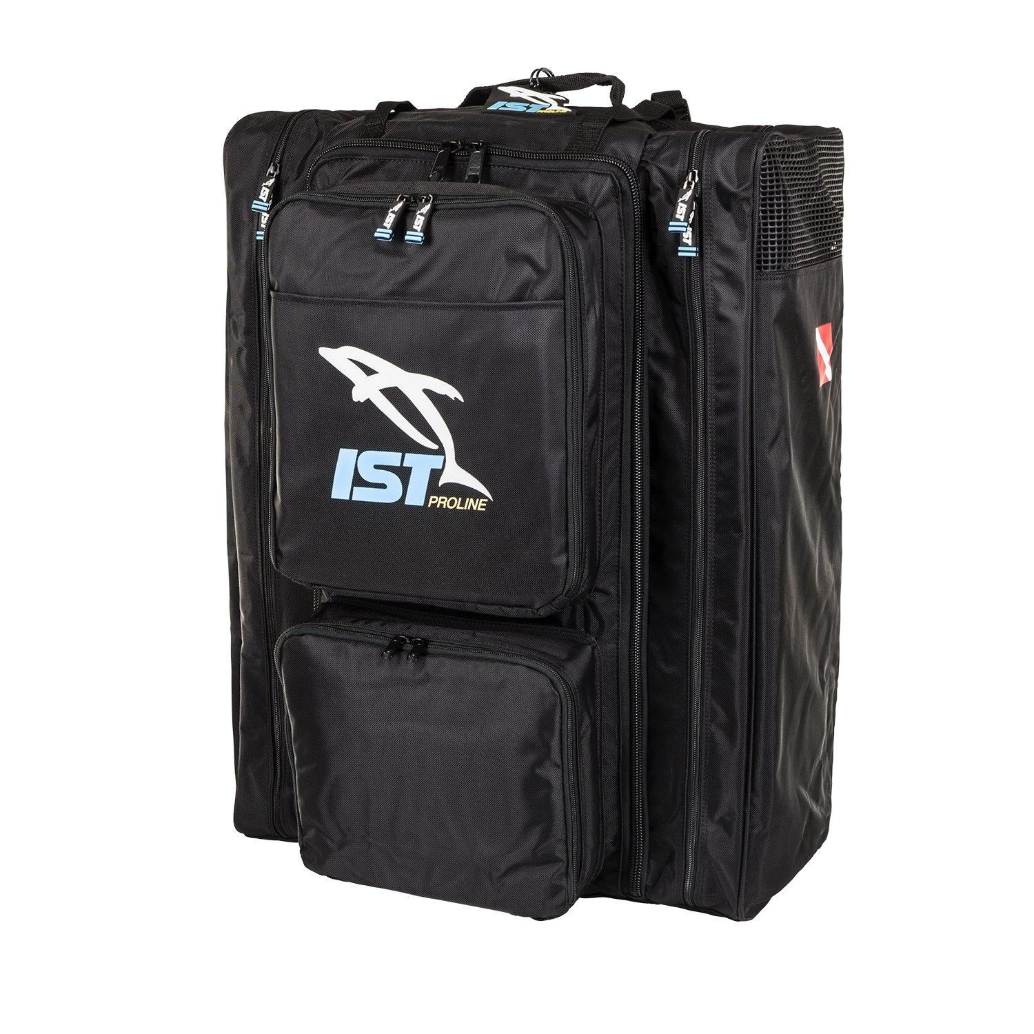 IST Heavy duty backpack - Black by IST