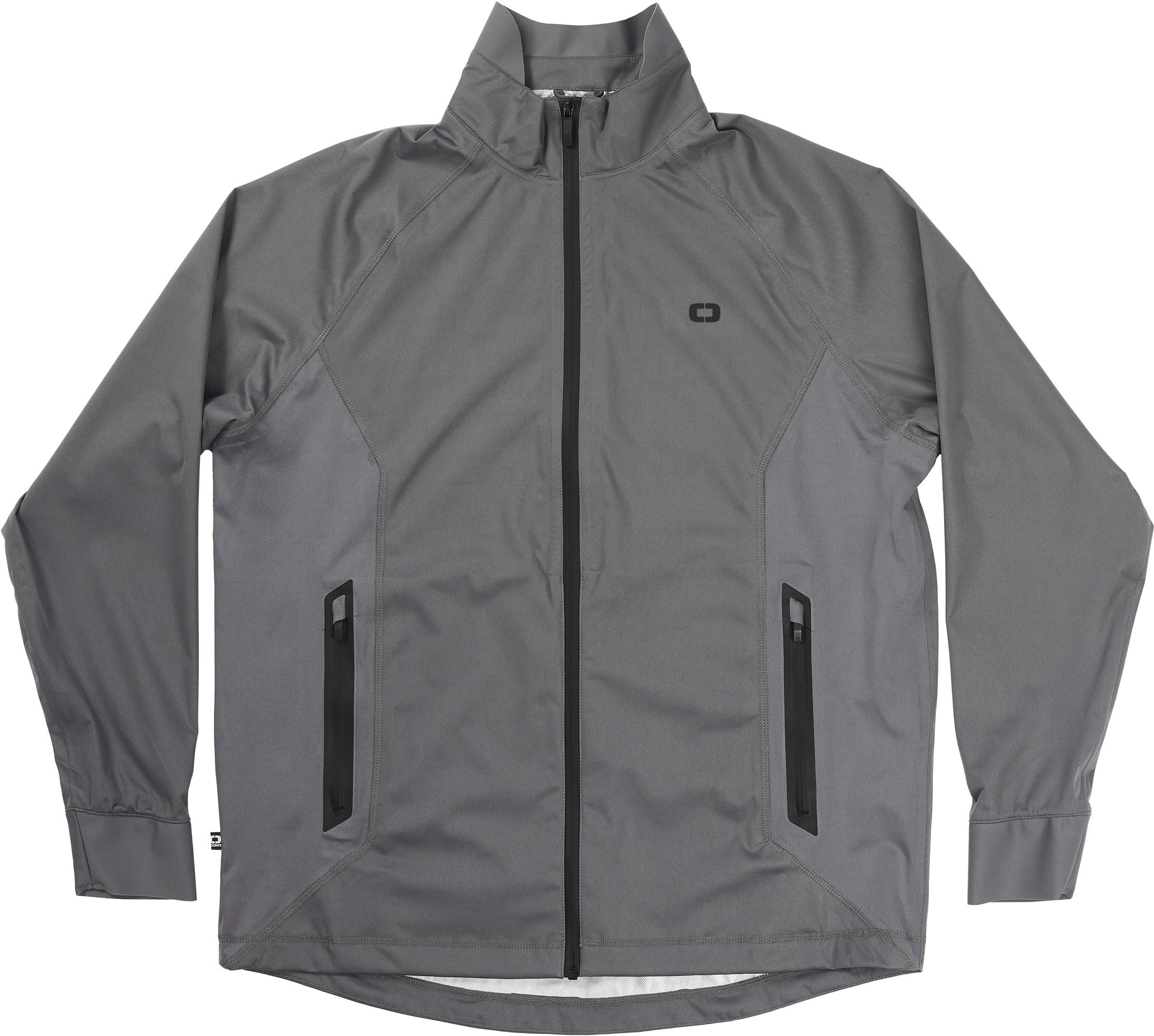 OGIO All Elements Rain Jacket, Charcoal, Small by OGIO