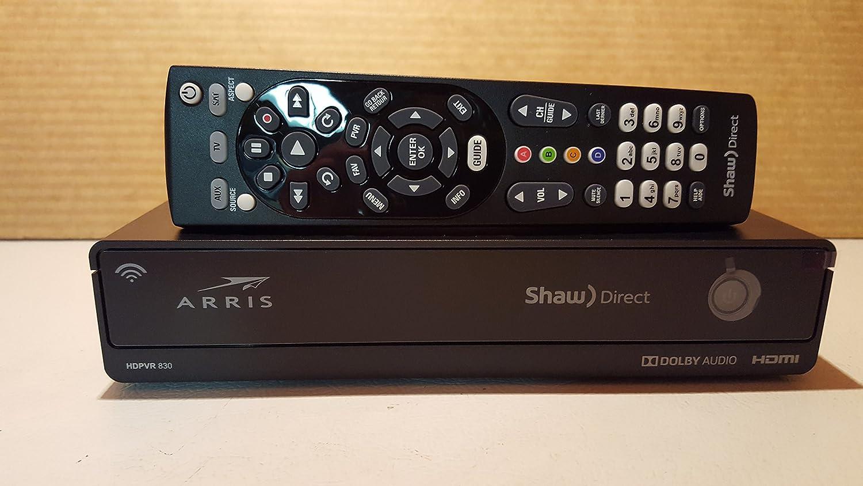 Shaw Direct HDPVR830 DSR830 RECEIVER HD NEW