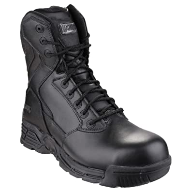 Magnum Stealth Force 8.0 Leather CT CP Sidezip WPI Walking Boots - AW17-7 -