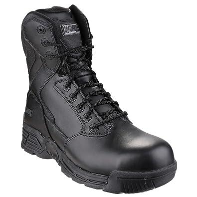 Magnum De Stealth Cp Leather Marche Botte Sidezip 0 Force Ct 8 Wpi rWr61w4vq