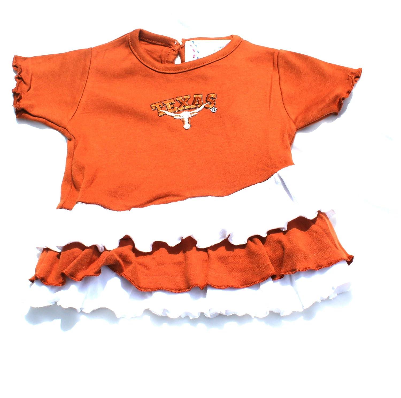 Toddler Girls Texas Longhorns Top