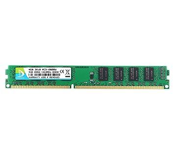 DUOMEIQI 4GB DDR3 1333MHz 2RX8 PC3-10600 240pin CL9 DIMM Memory 1 5v  Desktop RAM Module