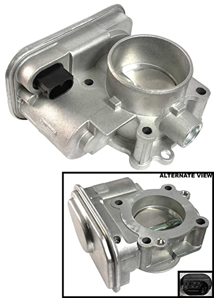 APDTY 112542 Throttle Body Assembly w/Actuator IAC Idle Air Control