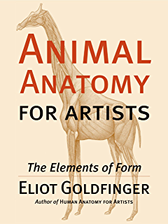 An atlas of animal anatomy for artists dover anatomy for artists animal anatomy for artists the elements of form fandeluxe Choice Image