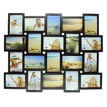 Amazonde Extra Große Bilderrahmen Collage Bilderrahmen Für Mehrere