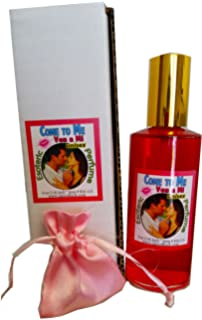 Come to Me Perfume w/Pheromones & Amulet for Rituals & Magic - Perfume Con