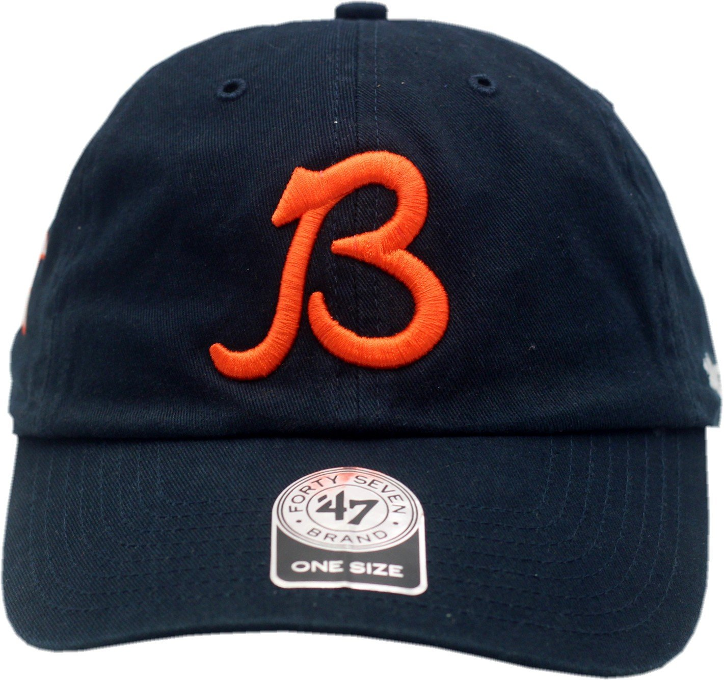 Amazon.com   Chicago Bears B Clean up Buckle Back Hat-11068   Sports    Outdoors acad410d41d8