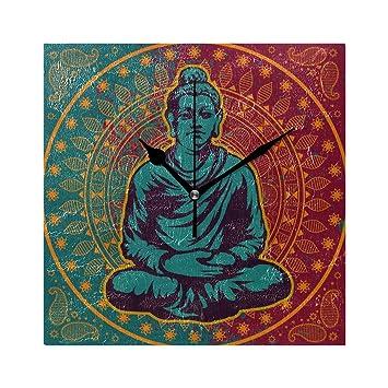 Franzibla Bouddah Bouddhisme Bouddhiste Zen Art 20 cm à Piles ...