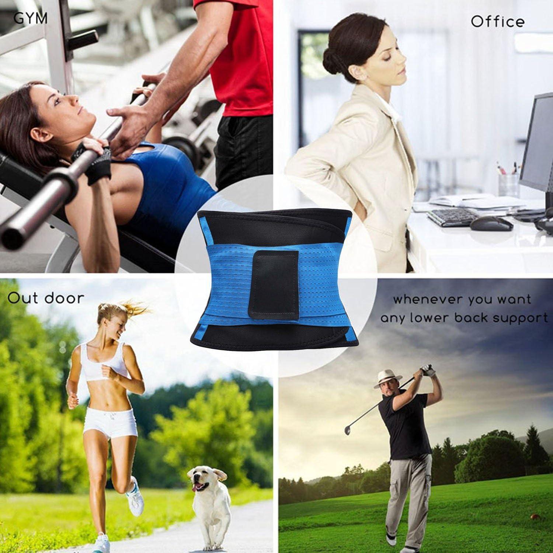 KOOCHY Waist Trainer Belt for Women-Waist Cincher Trimmer Weight Loss Belt-Tummy Control Slimming Body Shaper Belt