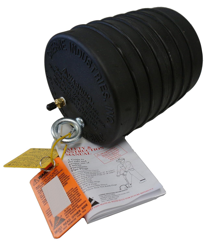 カンツール 止水プラグ シングルサイズテストボール 200㎜ 041-386  B00DZV434U