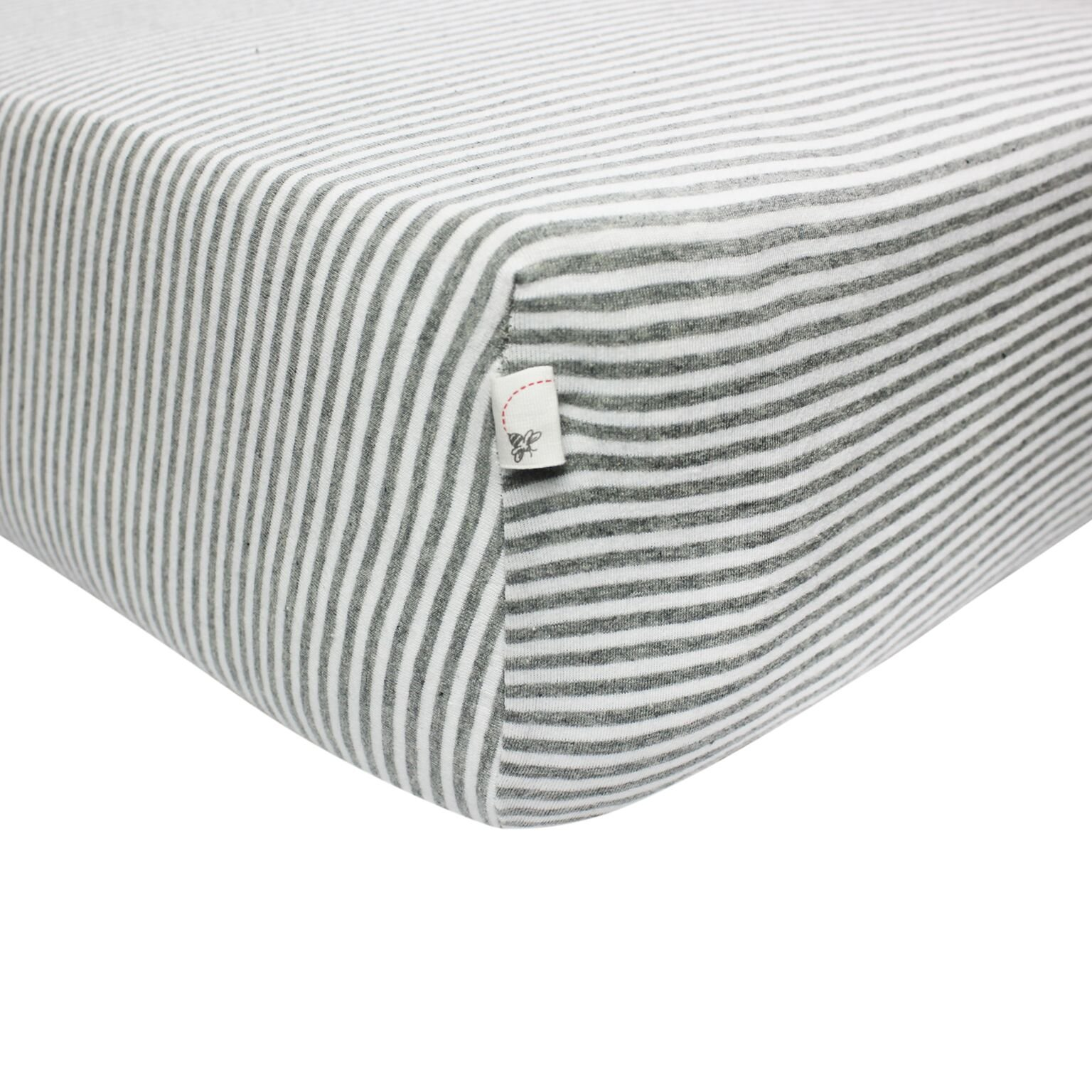 Amazon Burt s Bees Baby Solid Fitted Crib Sheet 100