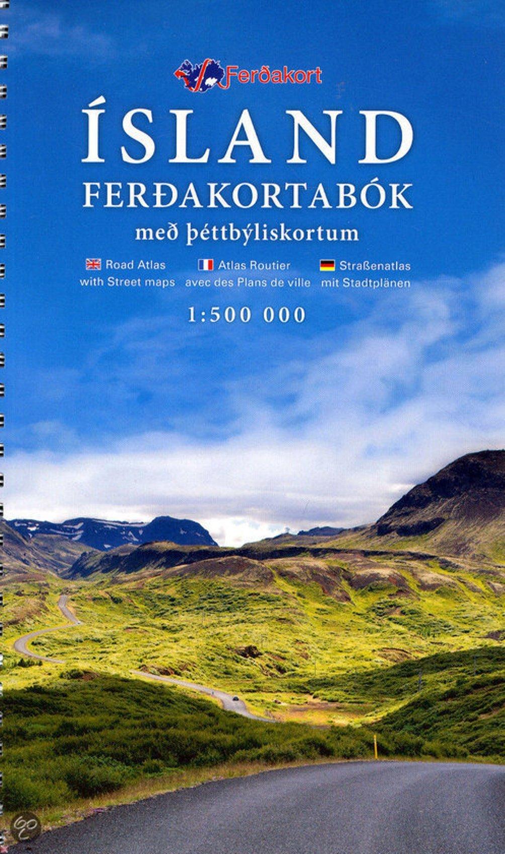 Iceland Pocket Road Atlas 2014: ICELANDA.15 PDF