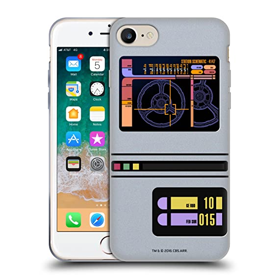 star trek iphone 7 case