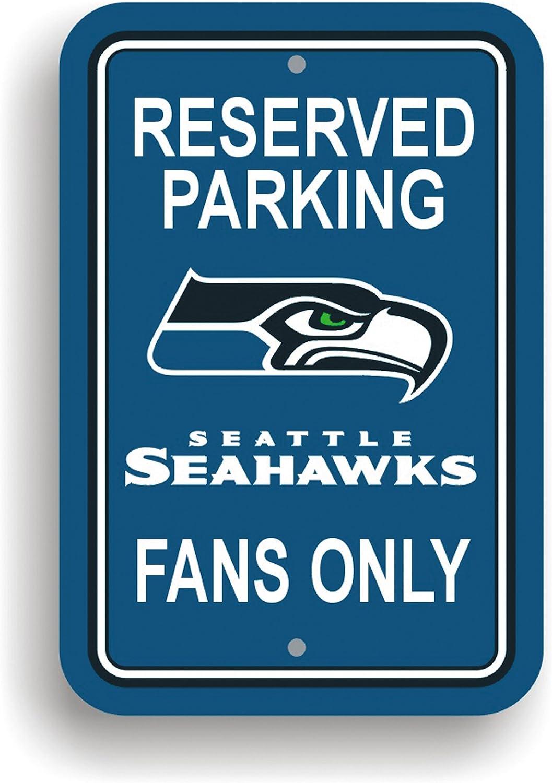 Fremont Die NFL Seattle Seahawks Team Sign, 12