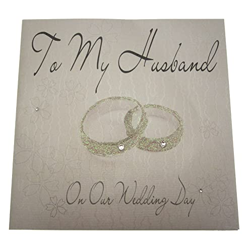 Gift For My Husband On Our Wedding Day: Wedding Day Gifts For Daughter: Amazon.co.uk
