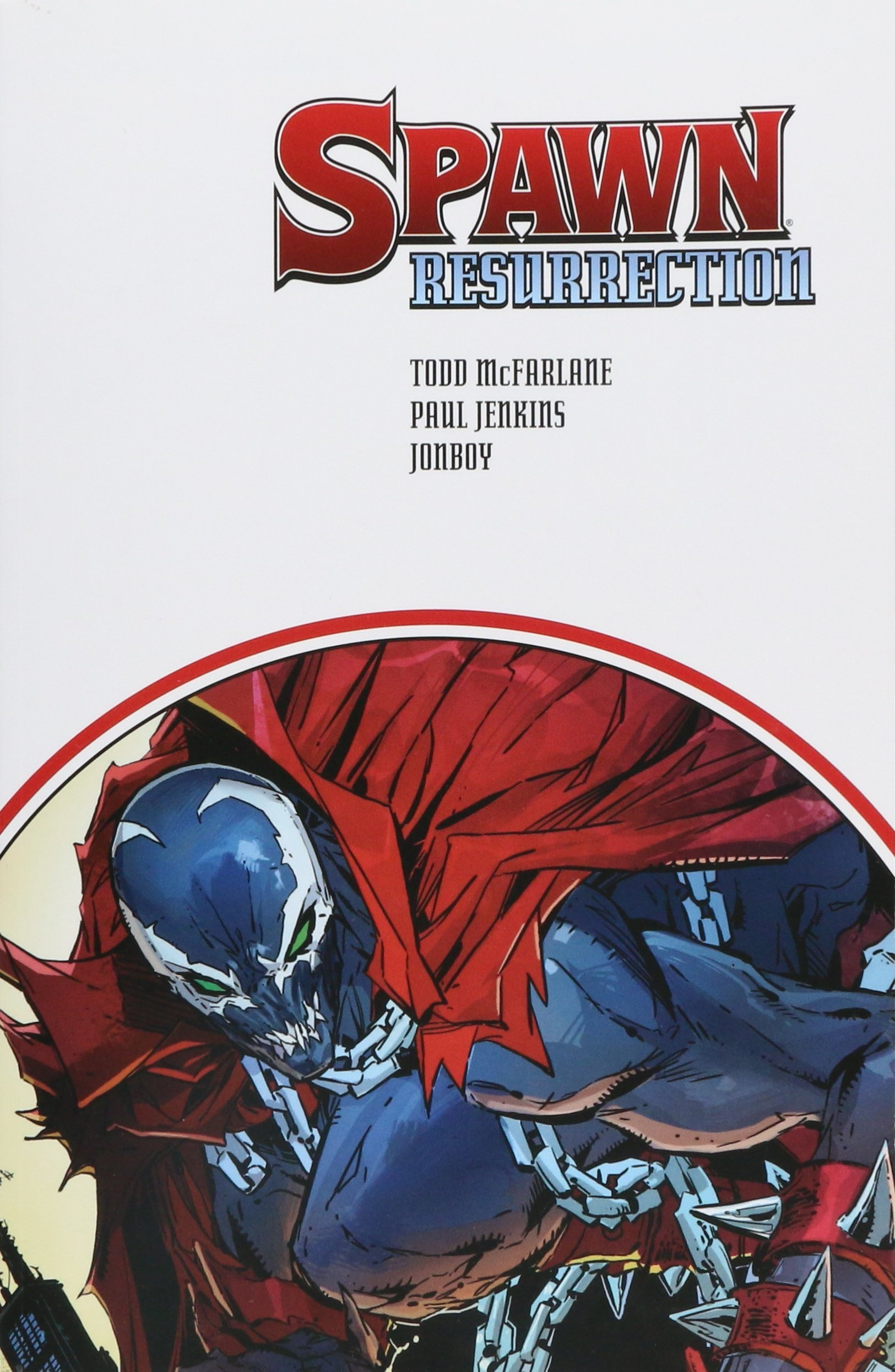 amazon com spawn resurrection volume 1 spawn ressurection tp