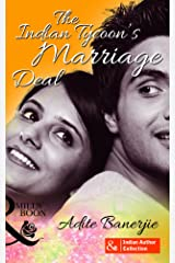 Harlequin India Private Limited The Indian Tycoon's Marriage Deal (Mills And Boon Indian Author) Paperback