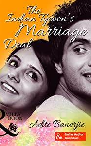 Harlequin India Private Limited The Indian Tycoon's Marriage Deal (Mills And Boon Indian Author)