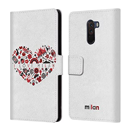 Amazon.com: Official AC Milan I Love 2018/19 Infant Leather ...