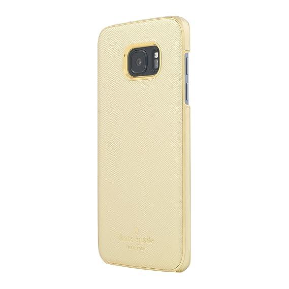 kate spade new york Wrap Case for Samsung Galaxy S7 edge - Saffiano Gold