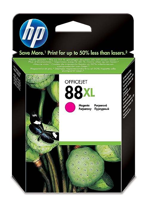 4 opinioni per HP C9392AE Cartuccia Inkjet 88, Magenta