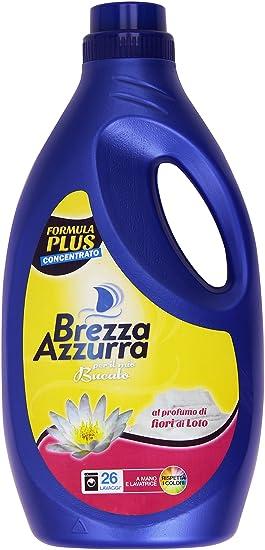 Brezza Azur-detergente para ropa a Mano y a máquina, aroma de flor de Loto