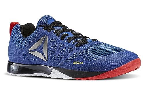 Reebok Hombre R Crossfit Nano 6.0 Zapatillas de Running Azul, 48.5: Amazon.es: Zapatos y complementos