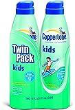 Coppertone - Kids De Pulvérisation Continu, Spf 50, Pack, 6-Once Bouteilles