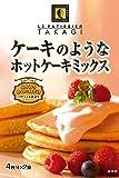 昭和 ケーキのようなホットケーキミックス 400g×6個