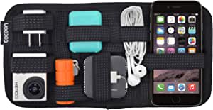"Cocoon CPG5BK GRID-IT! Accessory Organizer - Small 10.25"" x 5.125"" (Black)"