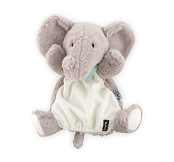 Kaloo Colección Les Amis Doudou Marioneta Animal 30 cm, Peanut Elefante (K969298)