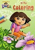 Dora Mini Coloring-Modèle aléatoire