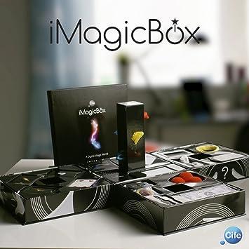 Tallacife NegroSin Imagicbox Diferentes De MagiaAcceso Con 41197 Juegos Spain AaColor Caja zMSVqULpG
