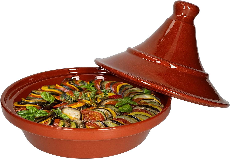 MamboCat Casserole Pot I Tajine I 2 Litres I Mediterranean I Unique Handmade Glazed I Oriental I Marrocan I Antique//Vintage I Medieval I Viking