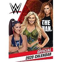World Wrestling Women 2020 Calendar - Official A3 Wall Format Calendar