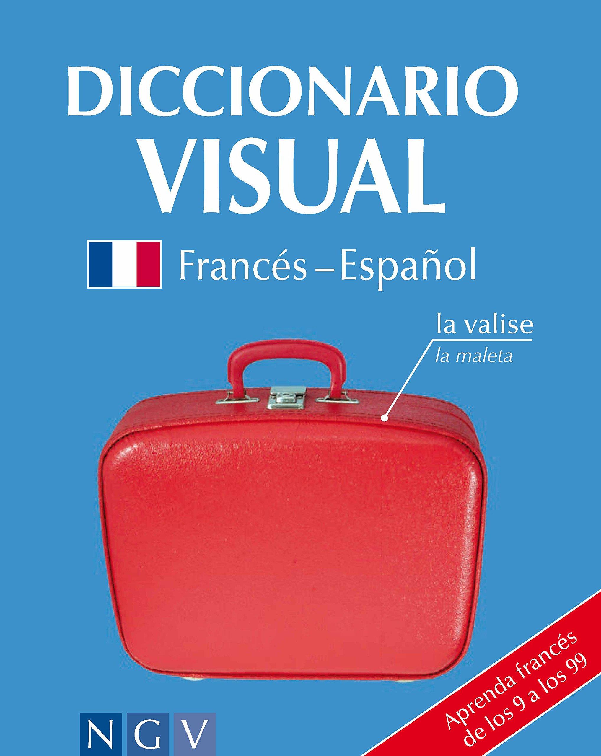 Diccionario Visual Francés-Español (Spanish) Paperback – 2013